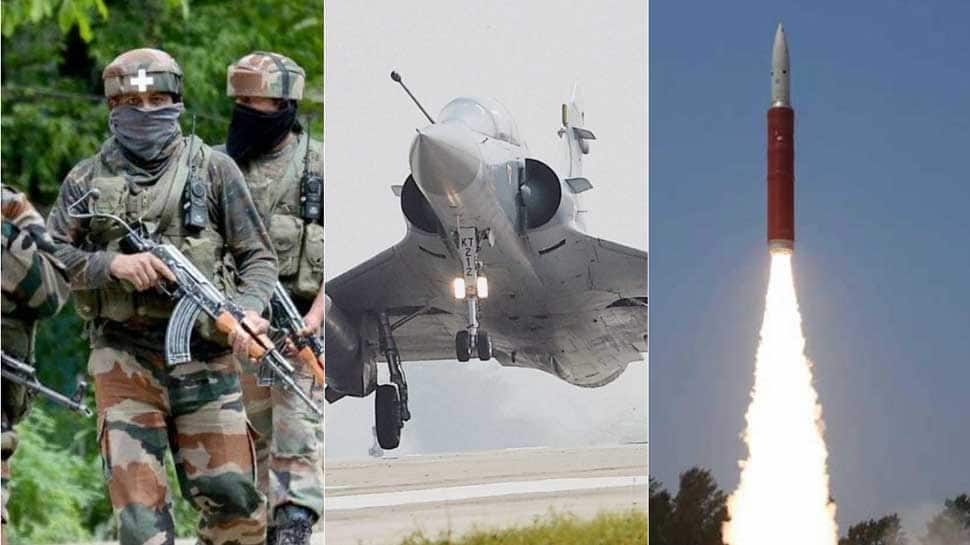Surgical strikes, IAF airstrikes inside Pakistan, satellite-killer missile: PM Narendra Modi's muscular defence policy