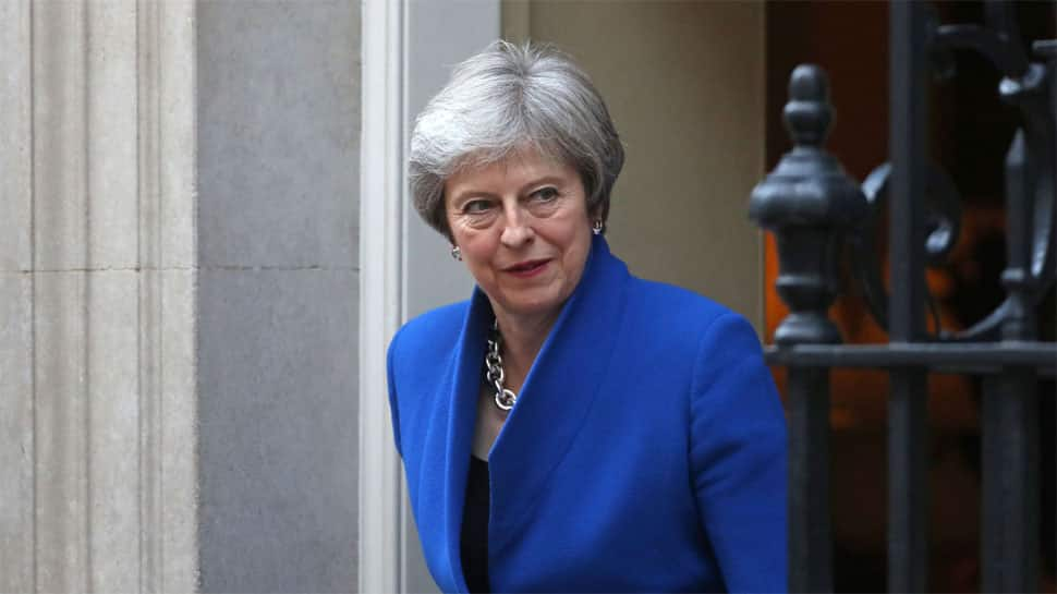 UK PM agrees to resign after Brexit deal delivered