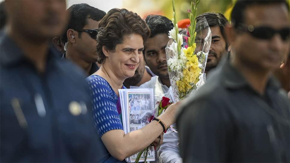 Priyanka Gandhi Vadra congratulates DRDO, 'founded by Jawaharlal Nehru', for Mission Shakti