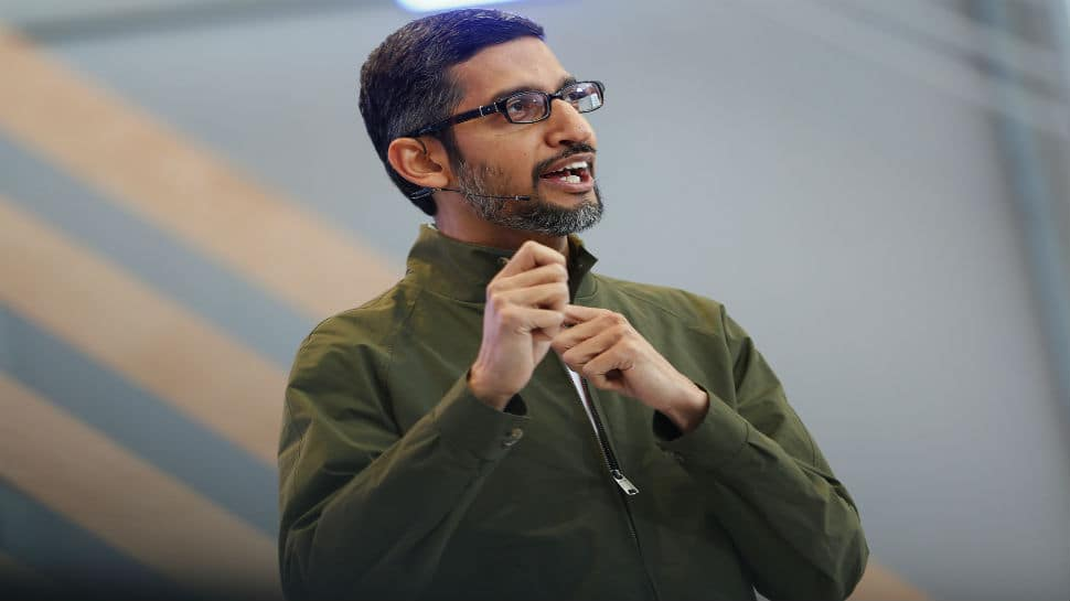Donald Trump discusses China's 'political fairness' with Google CEO Sundar Pichai