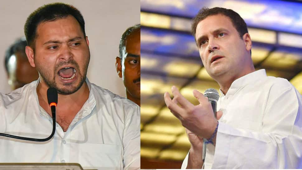 Rift in Bihar Mahagathbandhan, Congress likely to contest alone: Sources