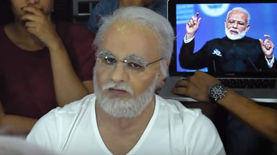 Vivek Oberoi's transformation for 'PM Narendra Modi' will make your jaw drop—Watch
