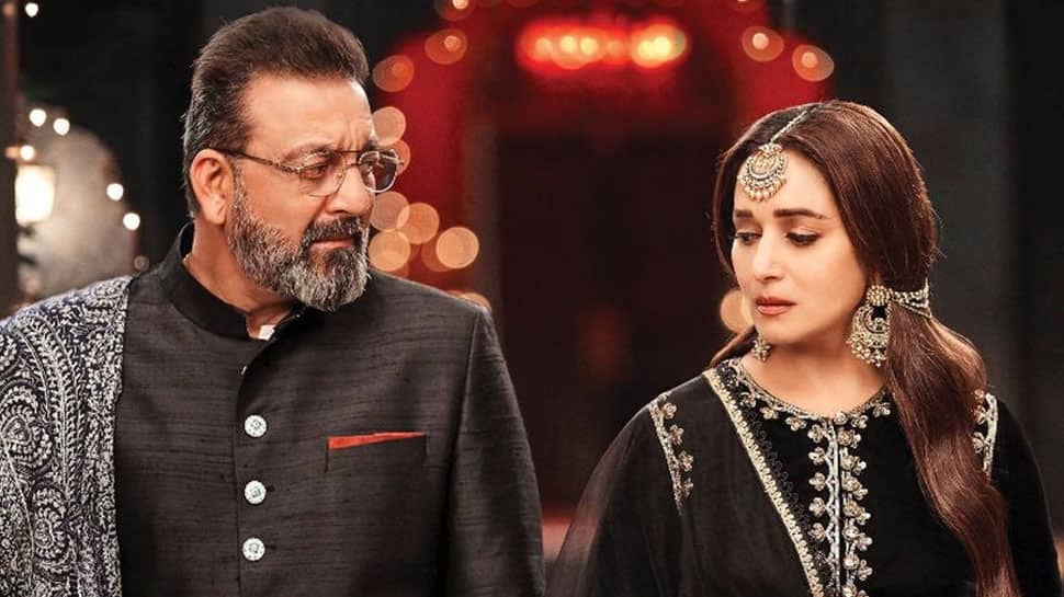 Kalank: New poster featuring Sanjay Dutt and Madhuri Dixit is unmissable!