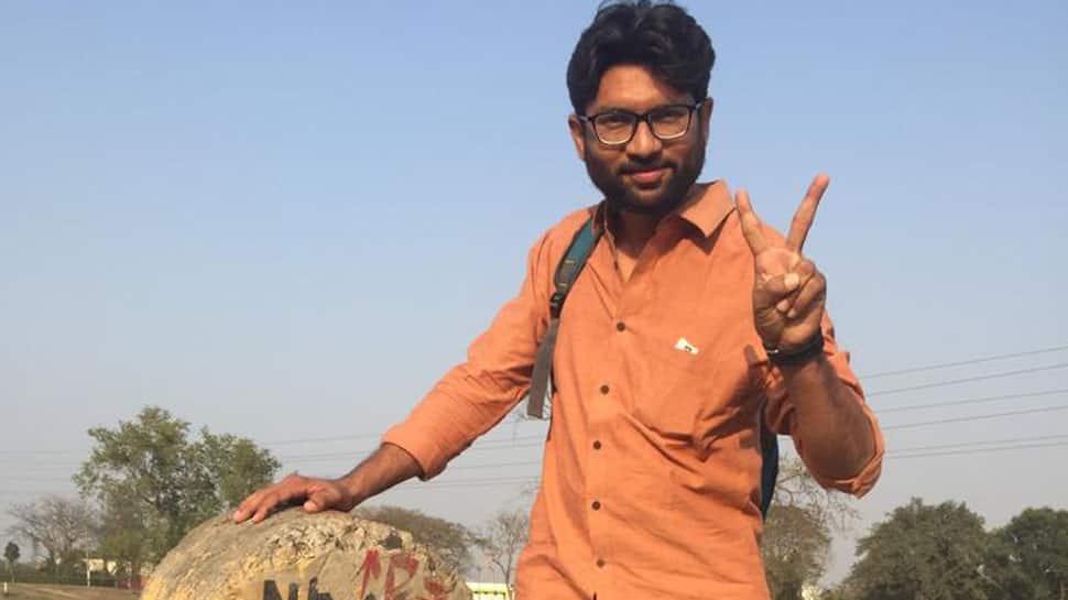 Gujarat MLA Jignesh Mevani campaigns for CPI candidate Kanhaiya Kumar in Bihar