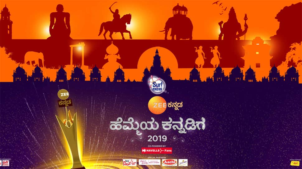 Zee Kannada's Hemmeya Kannadiga 2019 - A salute to the highfliers of Karnataka
