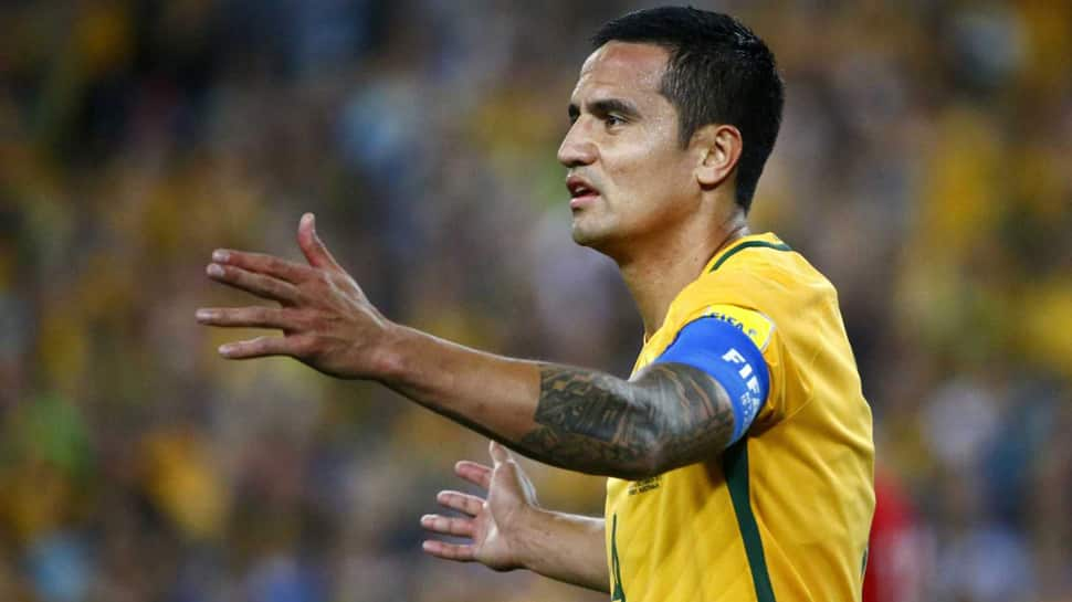 Former Australia captain Tim Cahill bids adieu to football