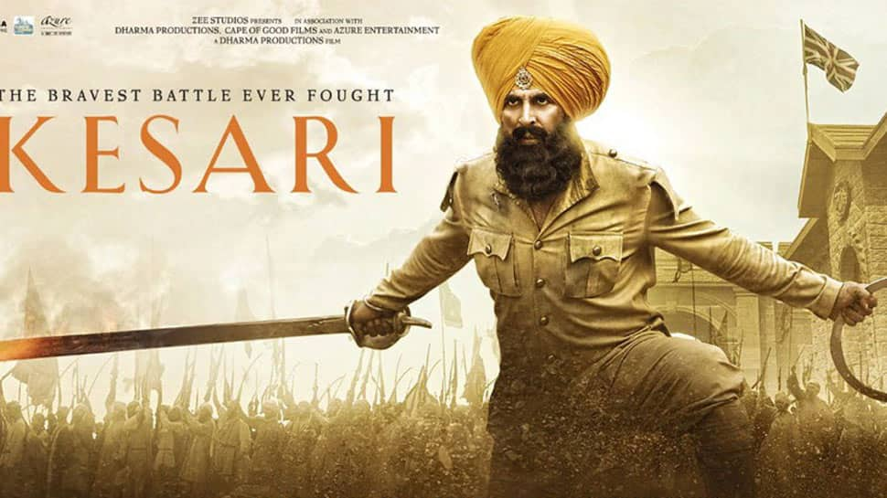 Akshay Kumar's 'Kesari' remains unstoppable at Box Office
