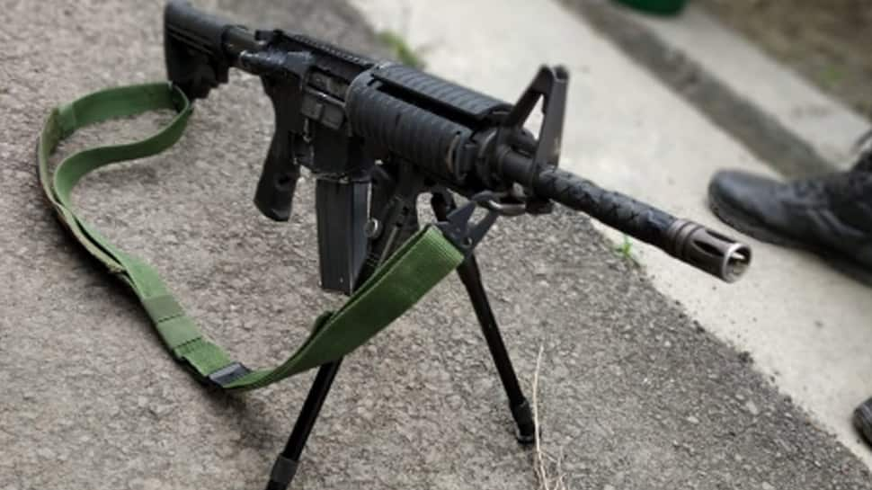 Jammu and Kashmir: M4 sniper rifle recovered, 6 terrorists killed in three encounters in 24 hours