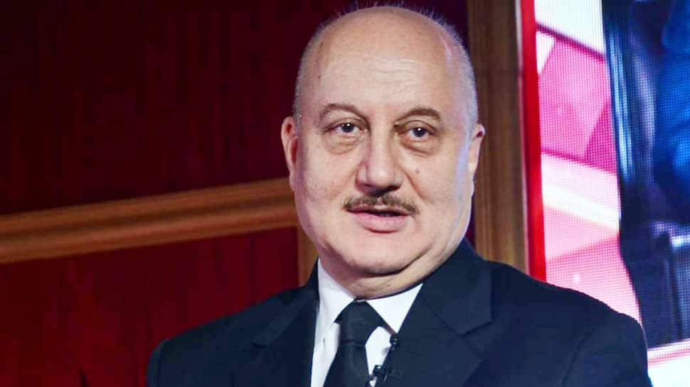 Anupam Kher happy for 'Mrs Wilson' Bafta nomination