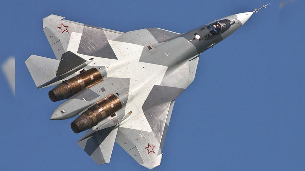 Russia to explore export possibilities of Sukhoi Su-57 stealth fighter to India