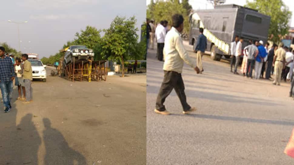 Woman, girl killed in blast during film shoot in Bengaluru