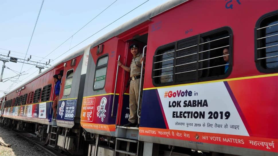 EC seeks reply from Railway, Civil Aviation Ministries over PM Modi's image on boarding pass, 'main bhi chowkidar' slogan on cups