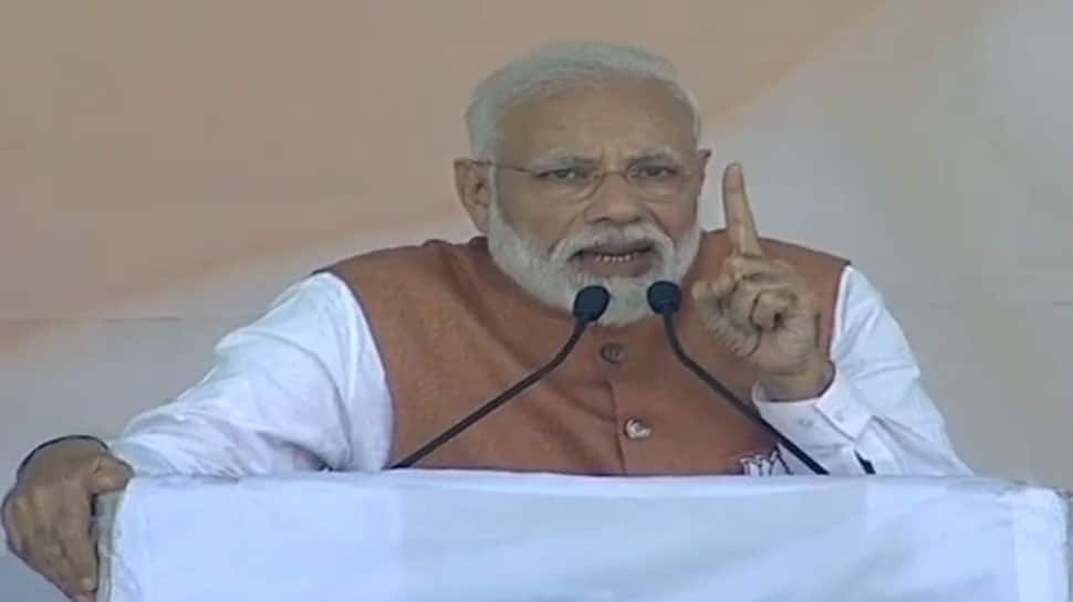 Opposition belittling scientists' achievements, terror attacks: PM Modi's poll pitch in from Arunachal Pradesh