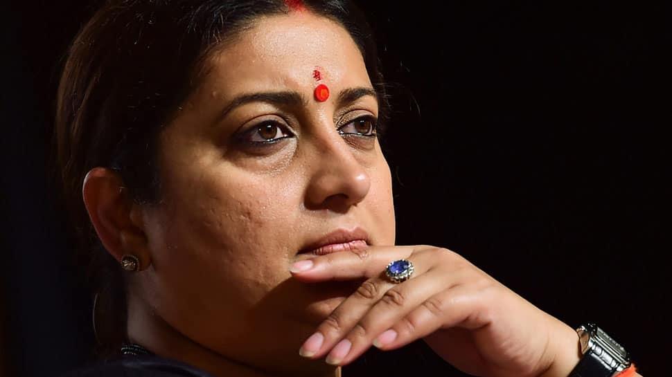 Those who didn't bow before Ram Lalla won't get Ram bhakts' votes: Smriti Irani's veiled attack on Priyanka Gandhi
