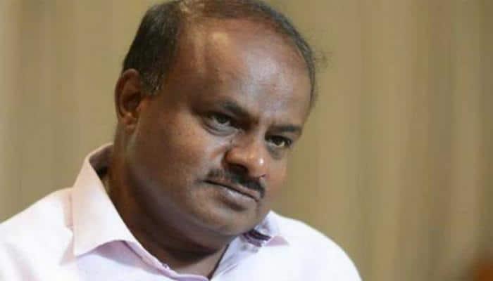 Karnataka CM HD Kumaraswamy seeks Election Commission's help to stop tax raids
