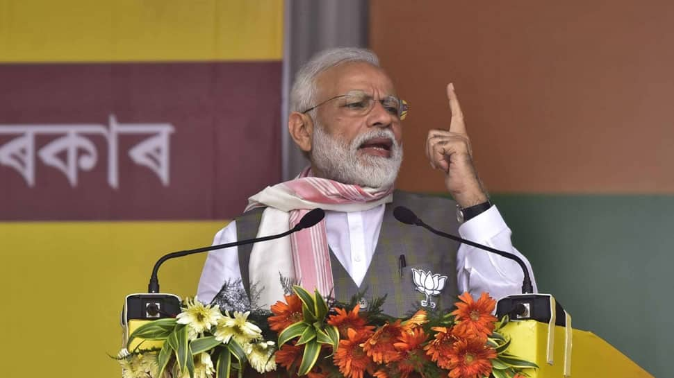 Chowkidar committed to fight against infiltration, terrorism and corruption in Assam: PM Narendra Modi