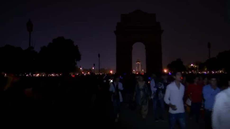 Earth Hour: Power discoms save 258 MW in Delhi