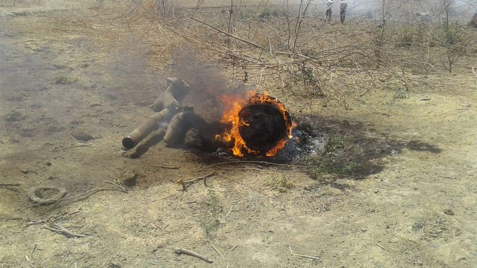 MiG 27 aircraft on routine mission crashes in Rajasthan's Sirohi