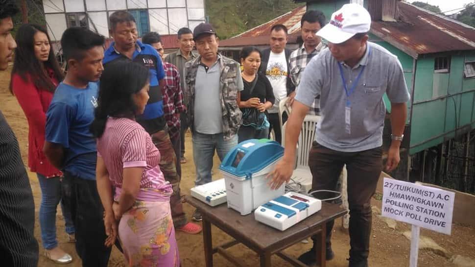 Mizoram Lok Sabha constituency