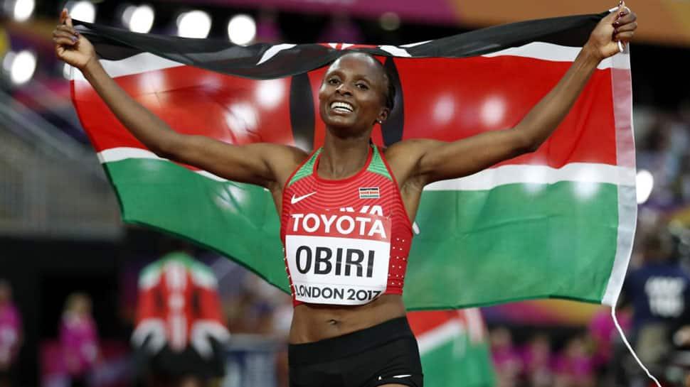 IAAF World Cross Country Championships: Hellen Obiri achieves historic treble