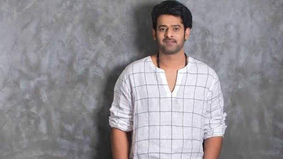 Here are details about Prabhas's next after 'Saaho'