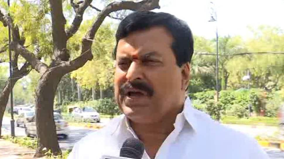 P Sudhakar Reddy expresses interest in working for BJP after quitting Congress