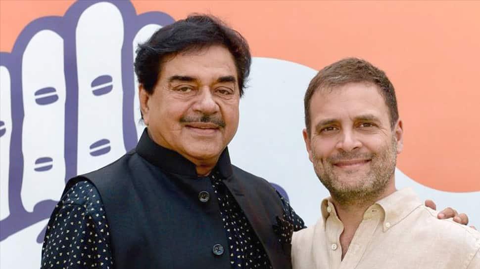 Joining Congress on Lalu Prasad Yadav's 'advice': Shatrughan Sinha