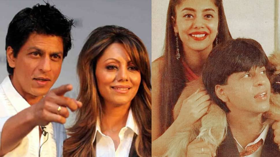 Shah Rukh Khan takes hours to dress up, says Gauri Khan