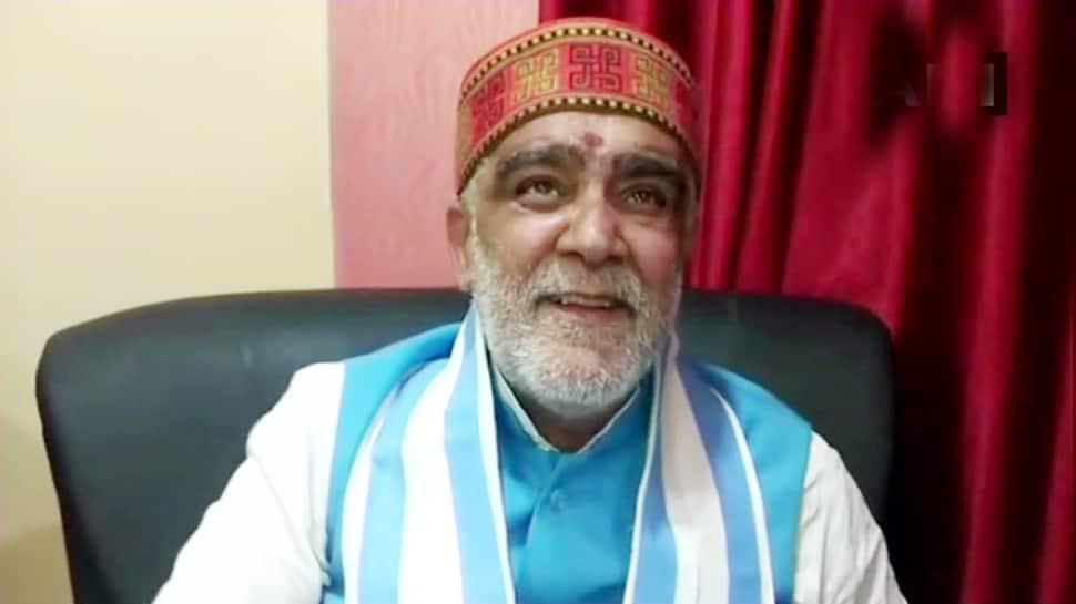 Union minister Ashwini Kumar Choubey faces action for misbehaving with SDM
