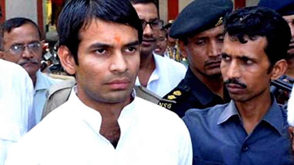Have formed Lalu-Rabri morcha, will tour 20 seats in Bihar: Tej Pratap Yadav