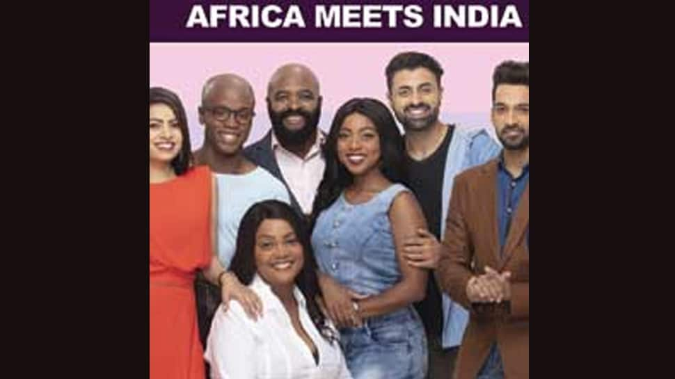 Zee World premieres 'Mehek' - it's first original production with an African cast