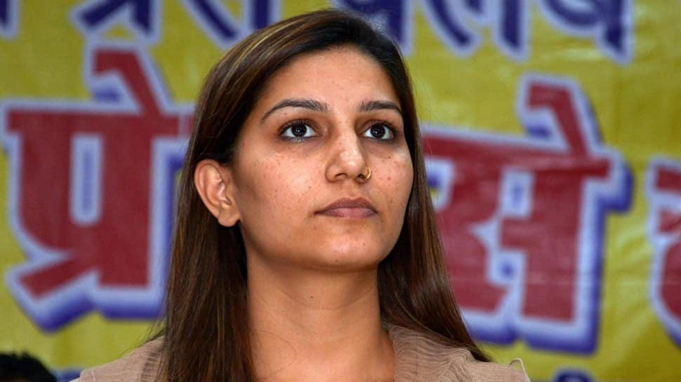 Sapna Choudhary likely to campaign for BJP in Delhi