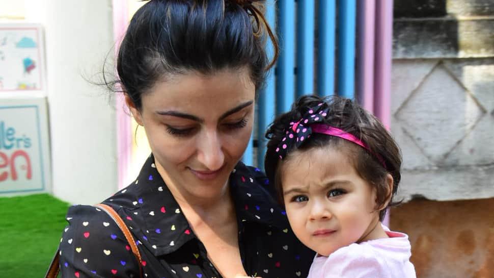 Inaaya very naughty, active kid: Soha Ali Khan