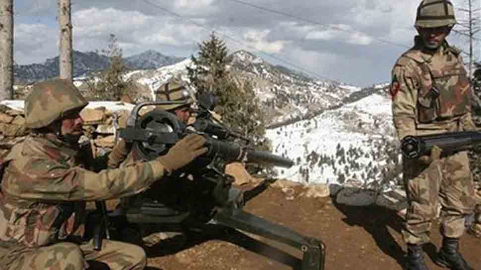 Four injured in Pakistani shelling on LoC in J&K's Poonch