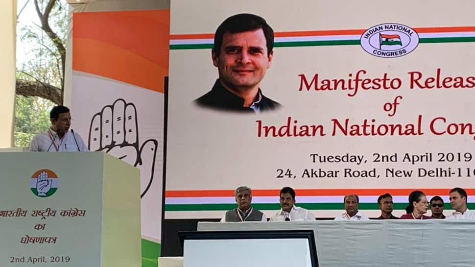 Congress promises to increase defence spending, modernise Armed Forces in poll manifesto