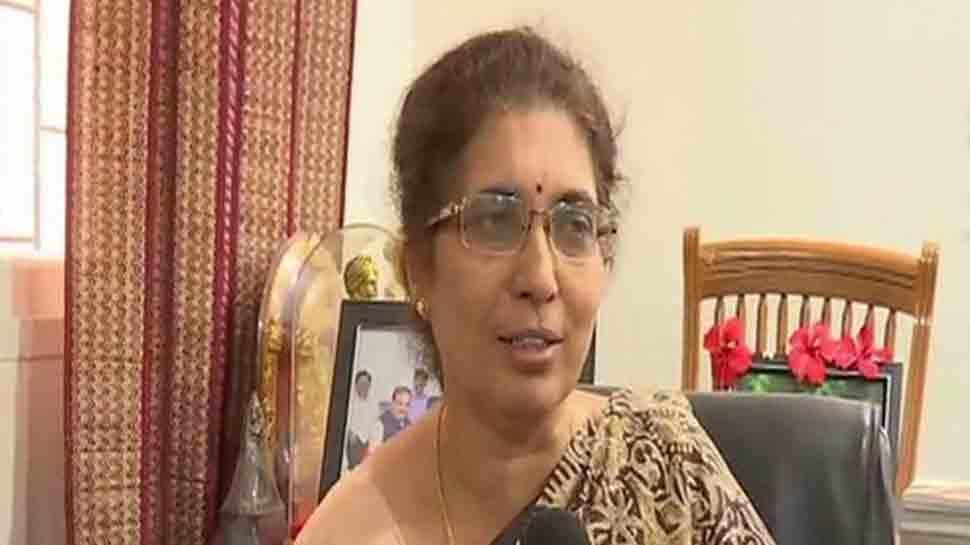 After being denied ticket, Tejashwini Ananth Kumar appointed BJP Karnataka Vice President