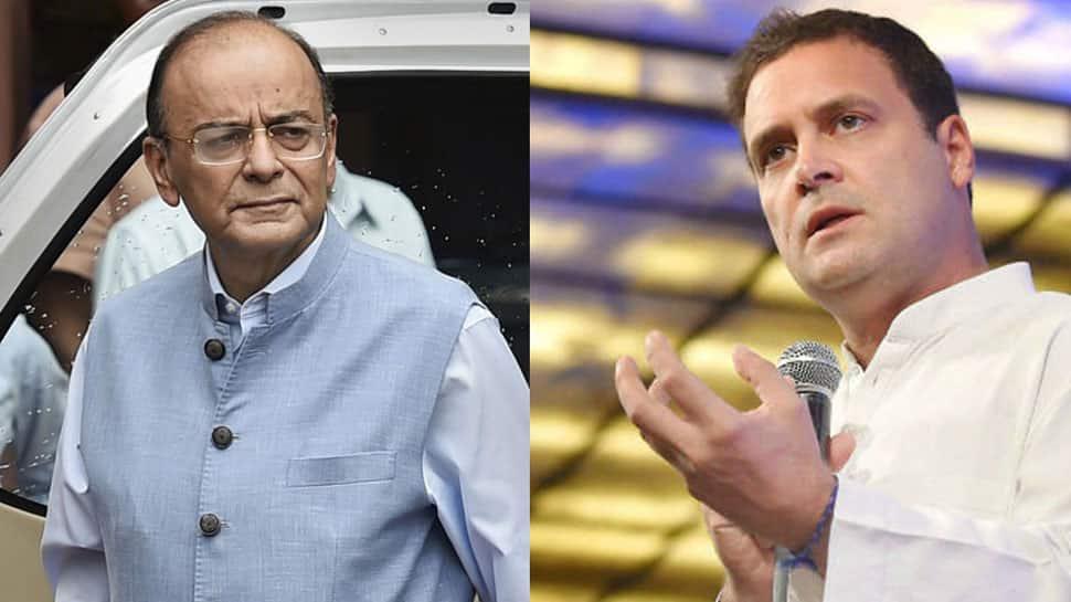 Arun Jaitley slams Congress manifesto, says it is aimed at 'Balkanisation of India'