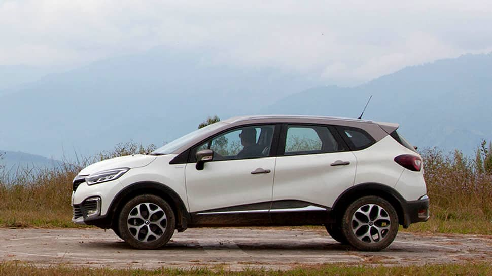 Renault launches Captur with enhanced safety...