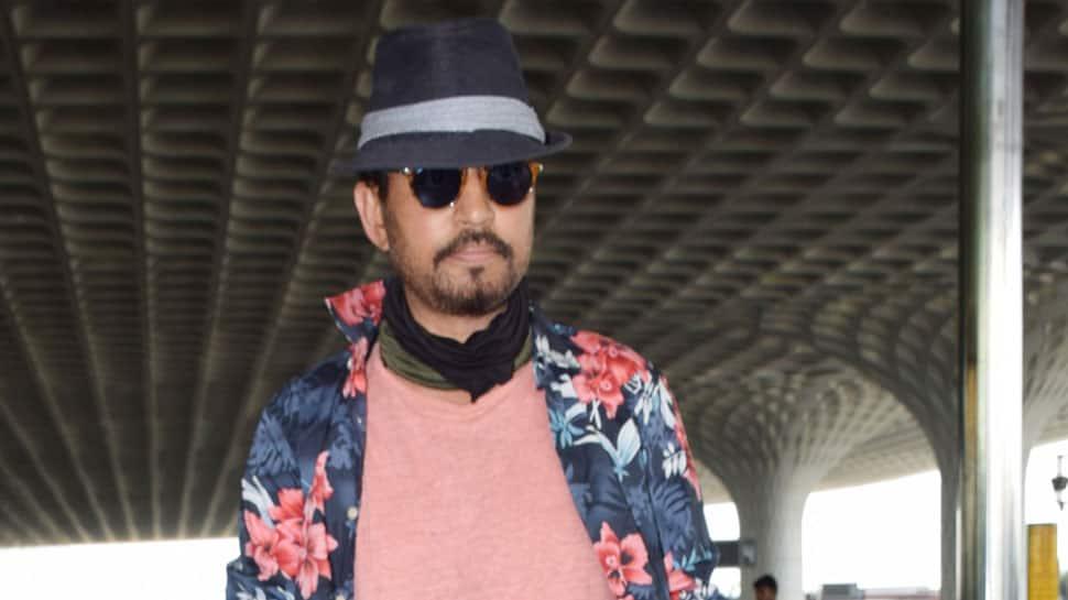 Irrfan Khan makes his first appearance at Mumbai airport post cancer treatment—See pics