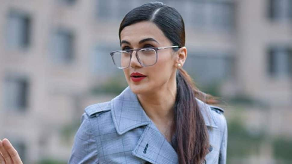 Gender no bar to courage, says Taapsee Pannu