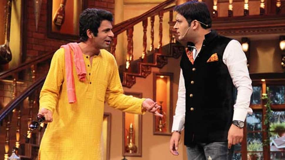 I like Sunil Grover a lot: Kapil Sharma