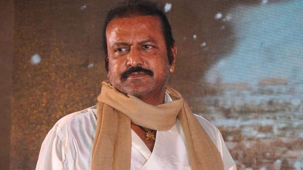 Actor Mohan Babu sentenced in...