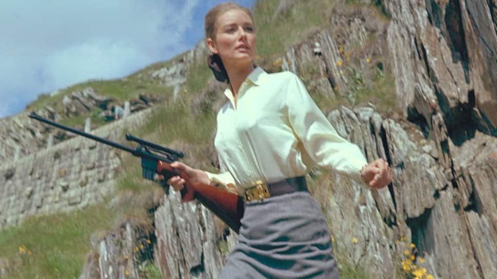 Goldfinger Bond girl Tania Mallet dies at 77