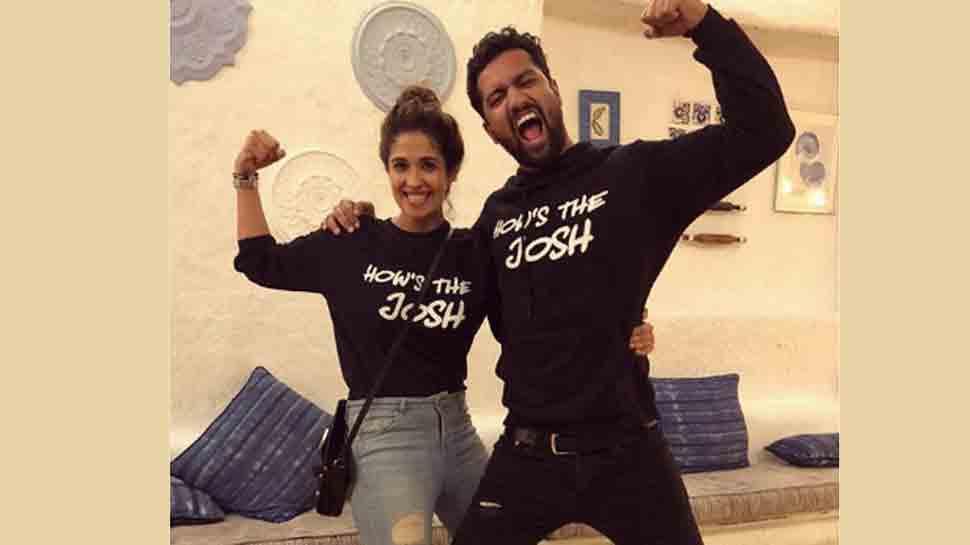 Vicky Kaushal says he is single amidst breakup rumours with Harleen Sethi