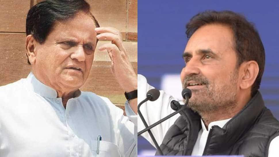Senior Congress leaders Ahmed Patel, Shaktisinh Gohil won't contest Lok Sabha polls: Sources