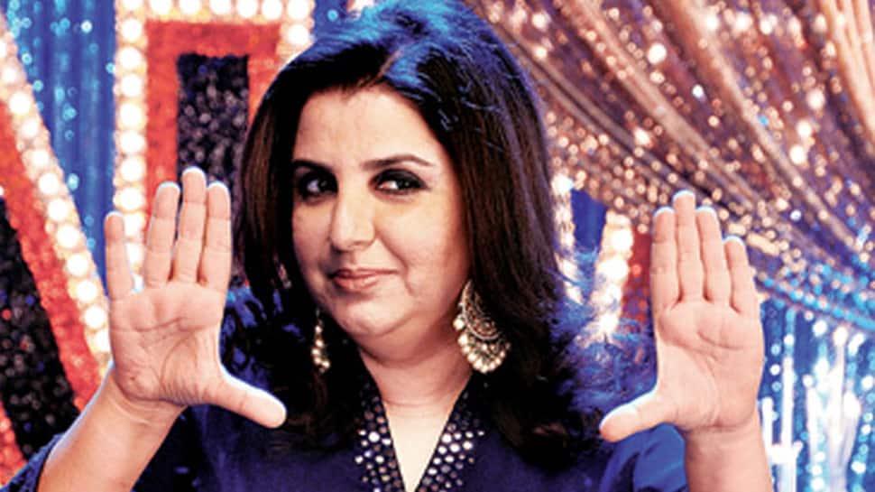 Farah Khan's next to be a 'big Bollywood musical'