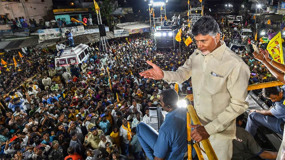 Lok Sabha Election 2019: Chandrababu Naidu calls PM Modi 'terrorist', reminds minorities of Godhra riots