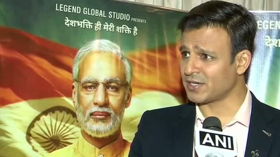 Vivek Oberoi slams Congress, says party afraid of watchman's stick