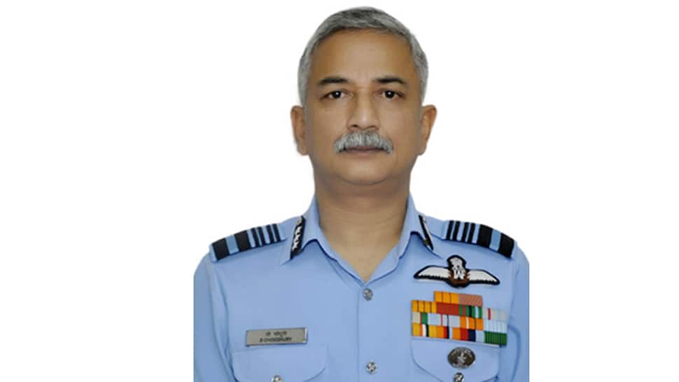 Air Marshal D Choudhury takes over as Senior Air Staff Officer of Western Air Command