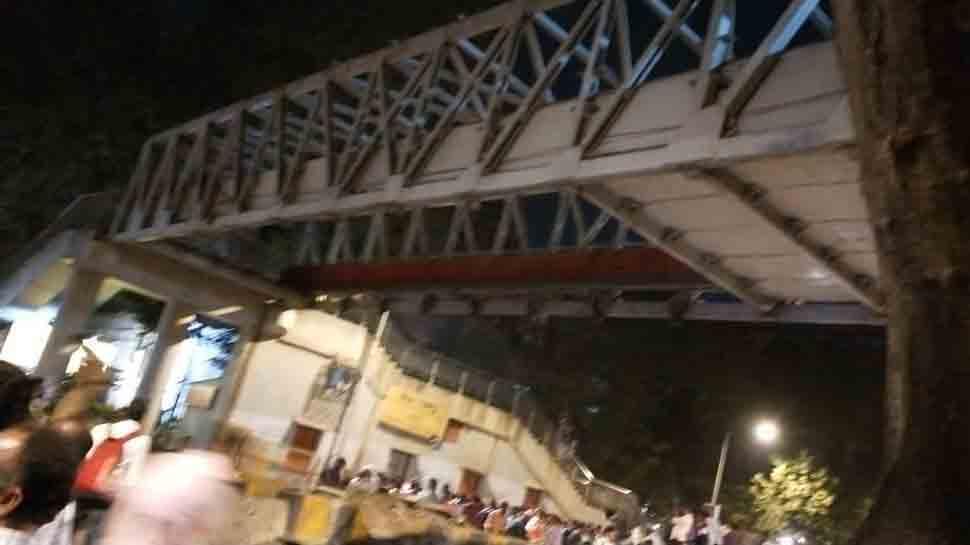 Mumbai foot-over bridge collapse: Police arrest BMC executive engineer Anil Patil